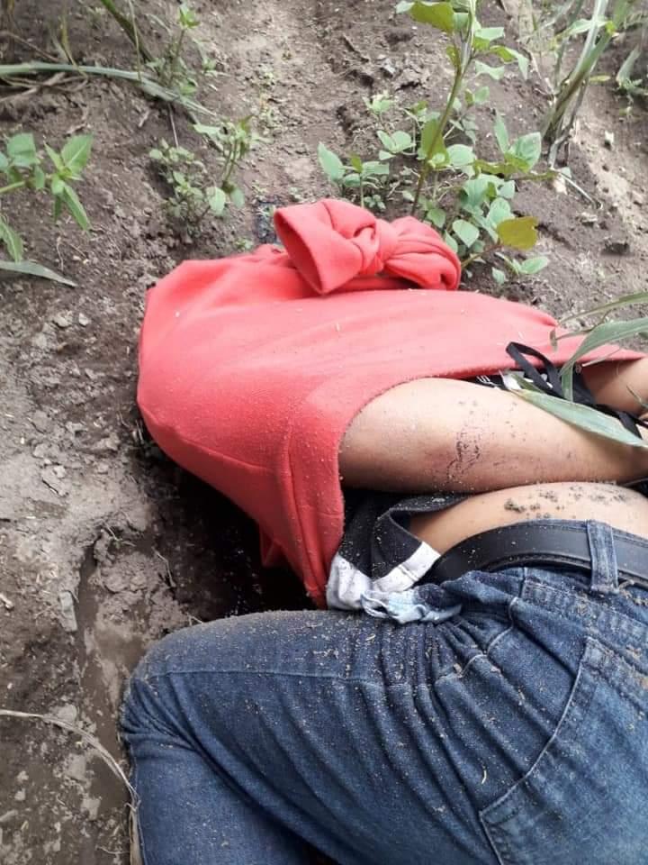 Maniatado y sin vida encuentran el cadáver de un hombre en en Huejotzingo