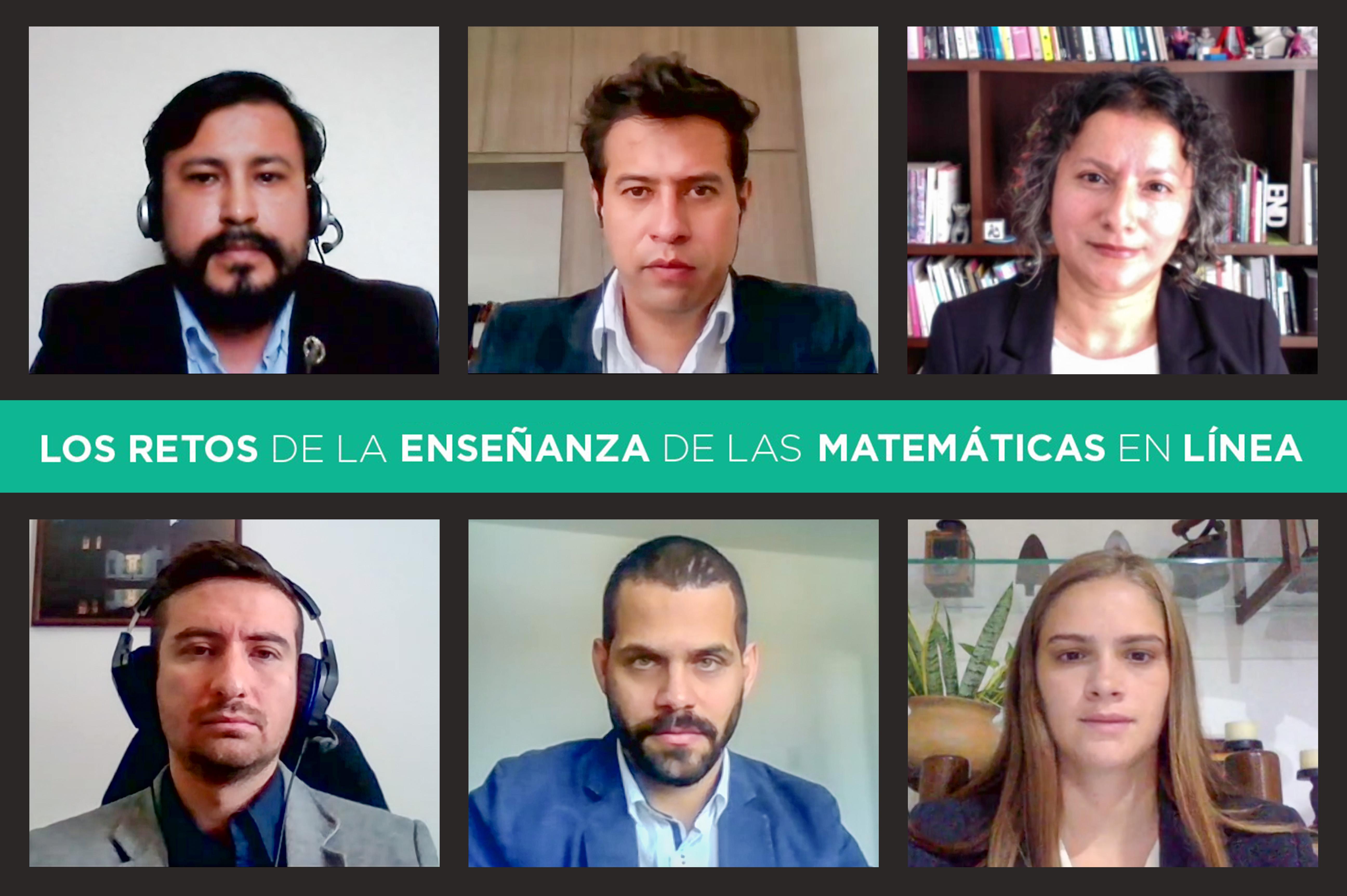 Motivación y preparación del curso, elementos importantes para la enseñanza de las matemáticas en línea