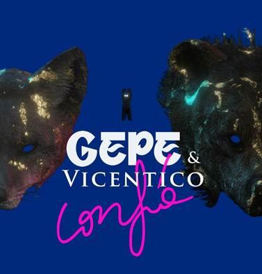 """Gepe habla sobre su nuevo sencillo """"Confía"""" a dueto con Vicentico"""