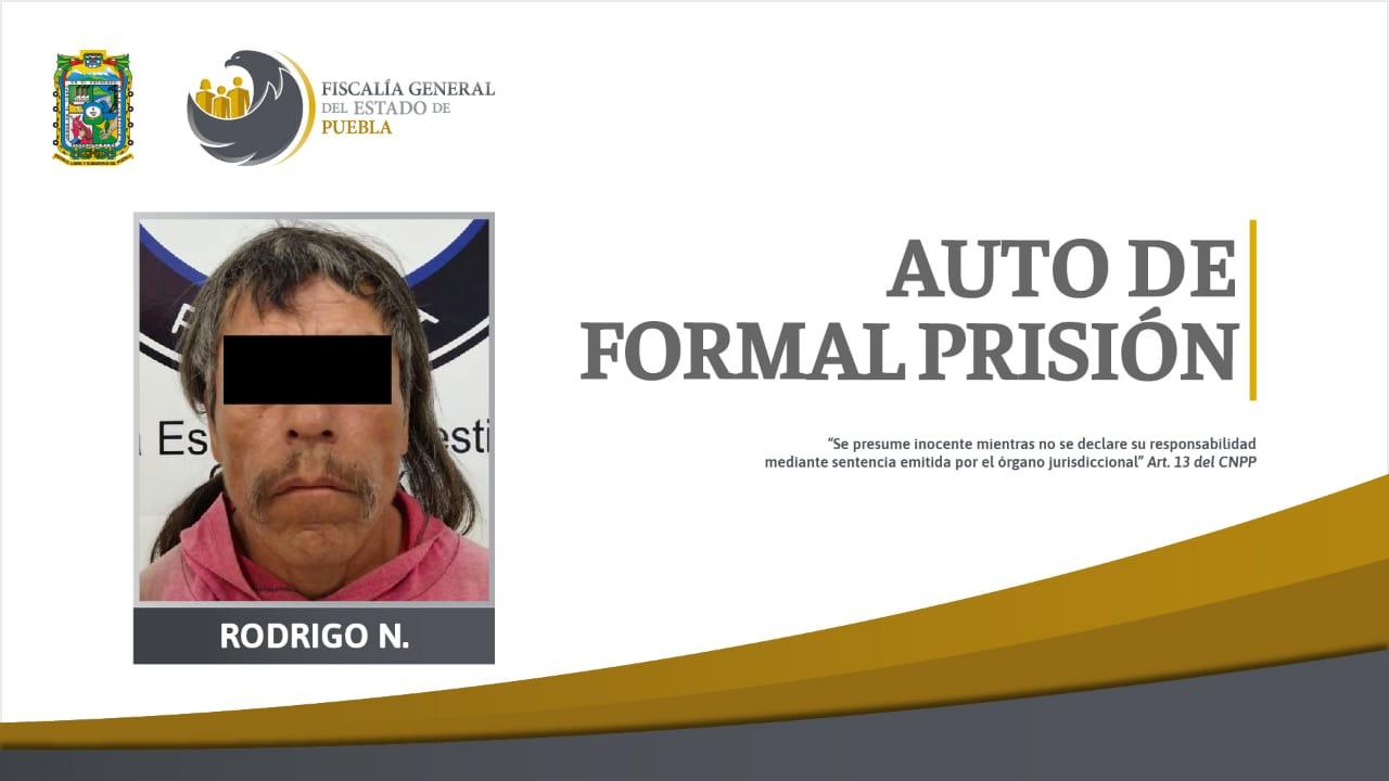 Tarde pero la justicia llegó; mató a una pareja en 1997 y ya se le dictó auto de formal prisión