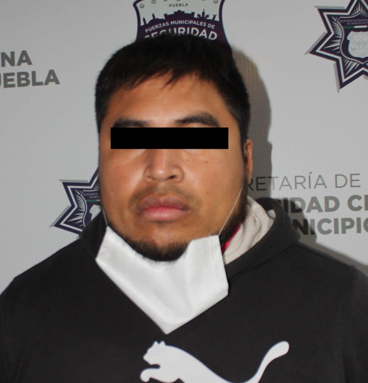 Detenido El Checo, narcomenudista del Mercado Unión