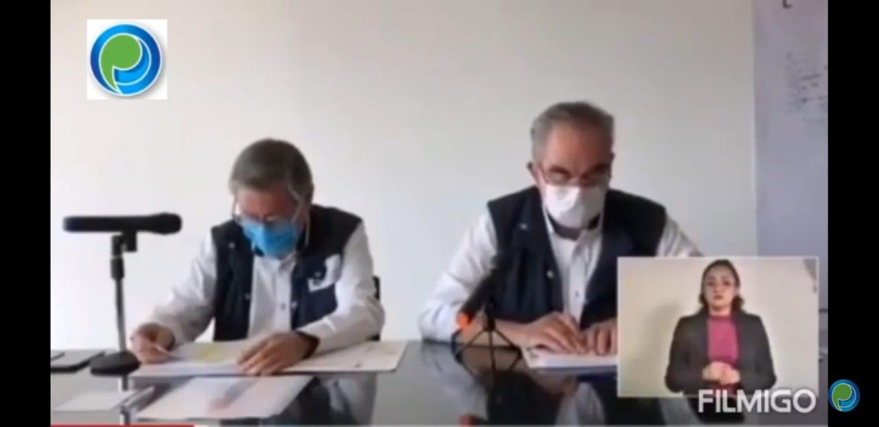 Video desde Puebla: El estado inicia agosto con 2 mil 696 defunciones y 22 mil 187 enfermos de Covid19