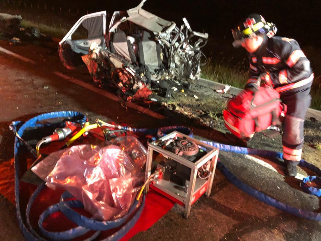 En estos momentos se registra tremendo accidente sobre la Amozoc-Perote a la altura del Kilómetro 6