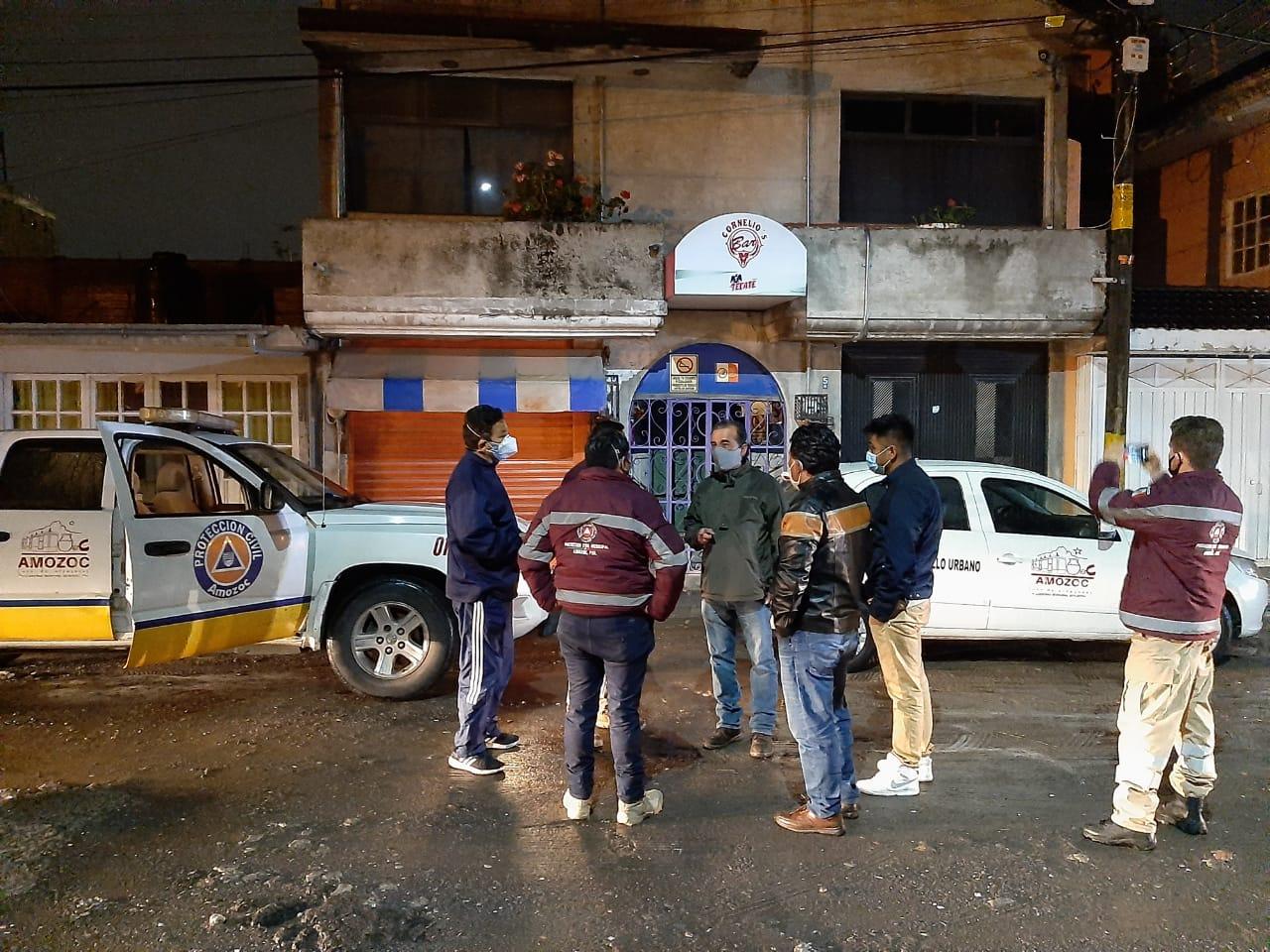 """Protección Civil clausura antros """"La Jaula"""" y """" Las Jarras"""", en Amozoc"""