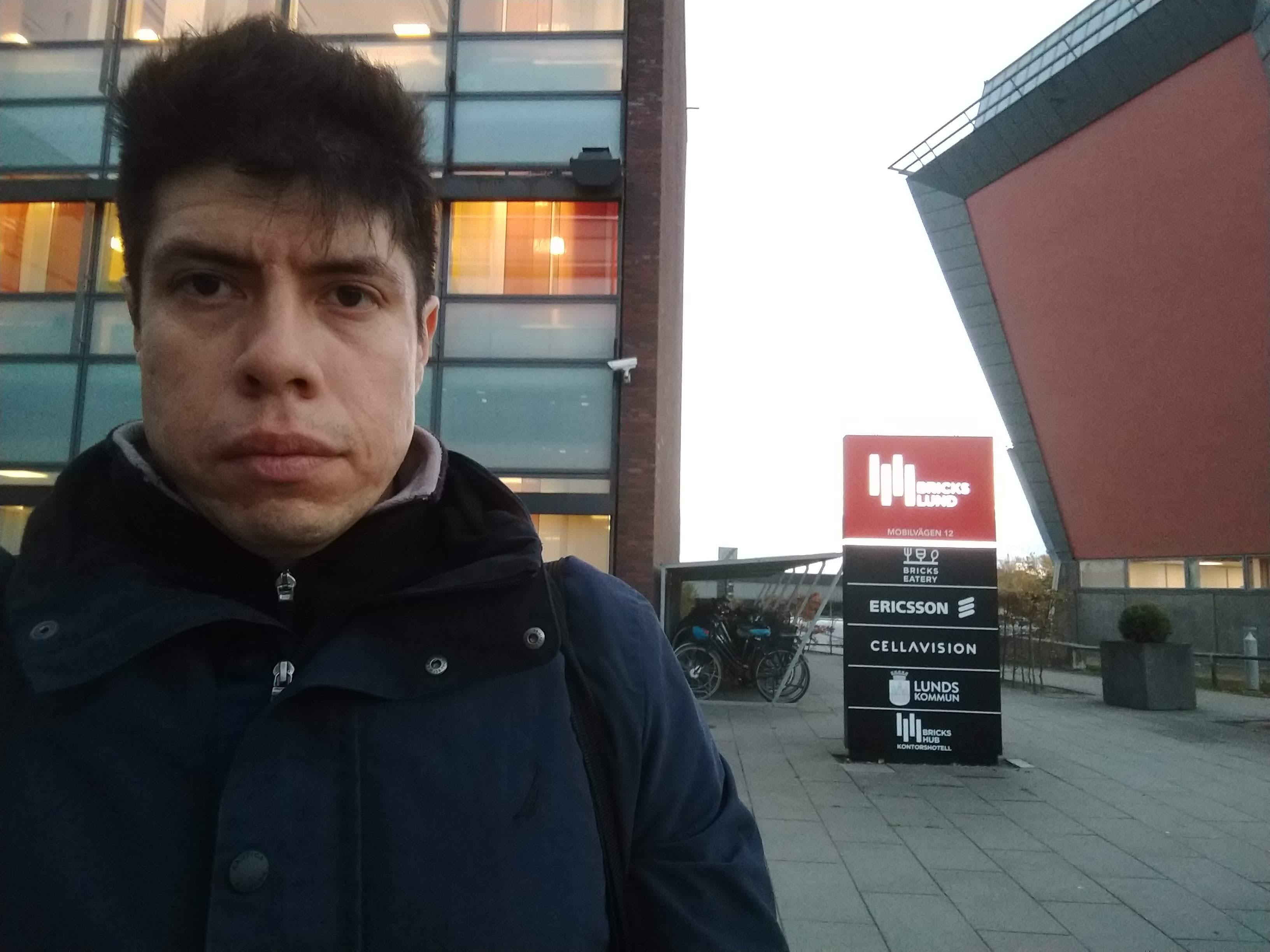 Ser egresado del INAOE me ha dado confianza para trabajar en Suecia: Dr. Héctor Christian Bandala