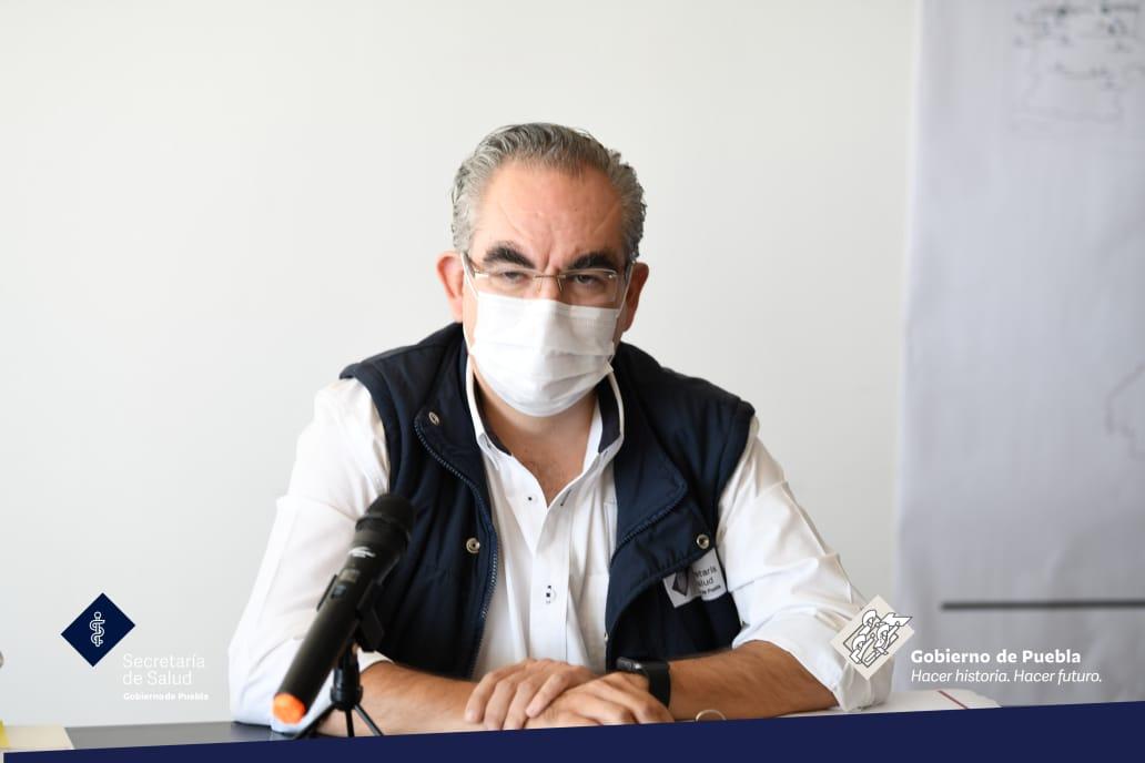 Hospitales del IMSS, los más saturados con pacientes covid-19 en Puebla: Secretaría de Salud