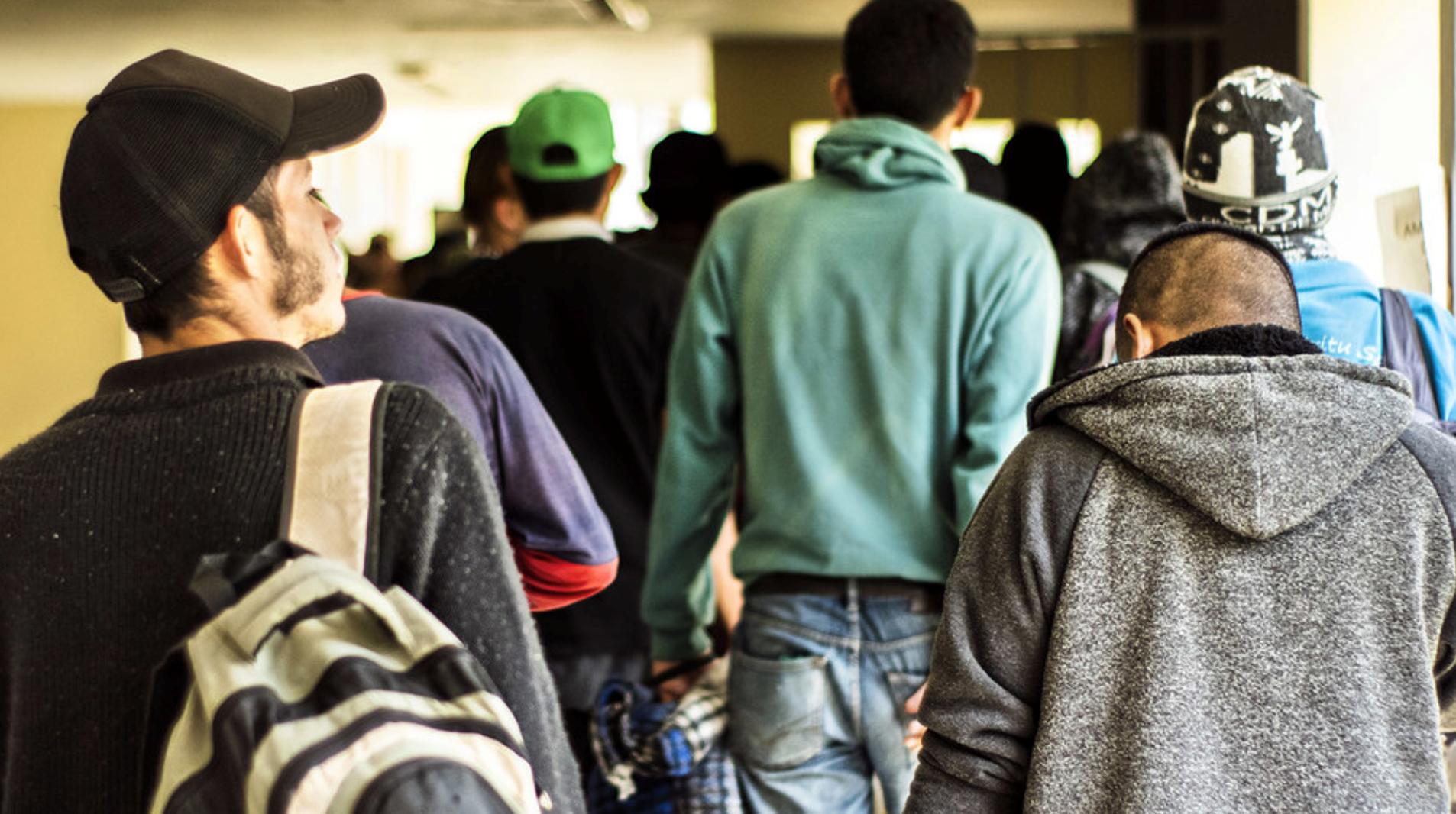 La pandemia cancela o pospone un 60% de los planes migratorios de centroamericanos y mexicanos