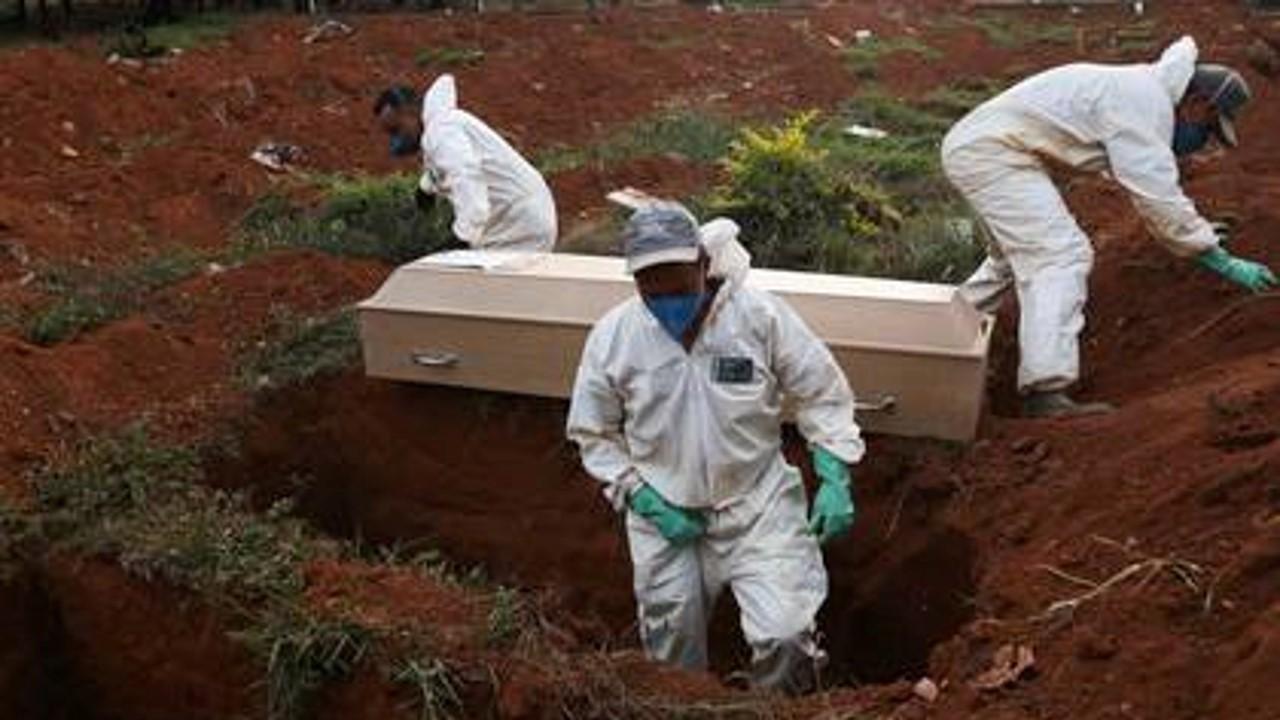 Brasil registra otras 1.200 muertes y 60.000 nuevos casos de COVID-19