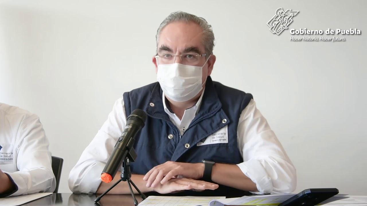 Los hospitales COVID operan por debajo de su capacidad, afirma el secretario de Salud