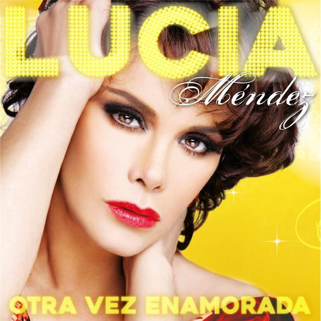 """""""Otra vez enamorada"""": todos los éxitos de Lucía Méndez en un sólo álbum"""