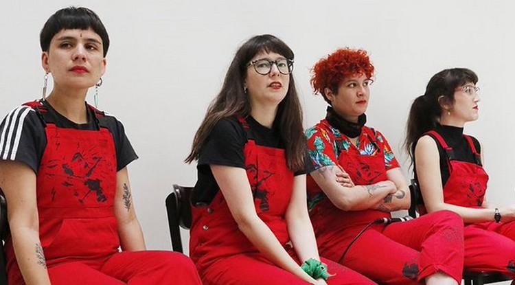 Chile debe retirar los cargos criminales contra un influyente grupo artístico feminista