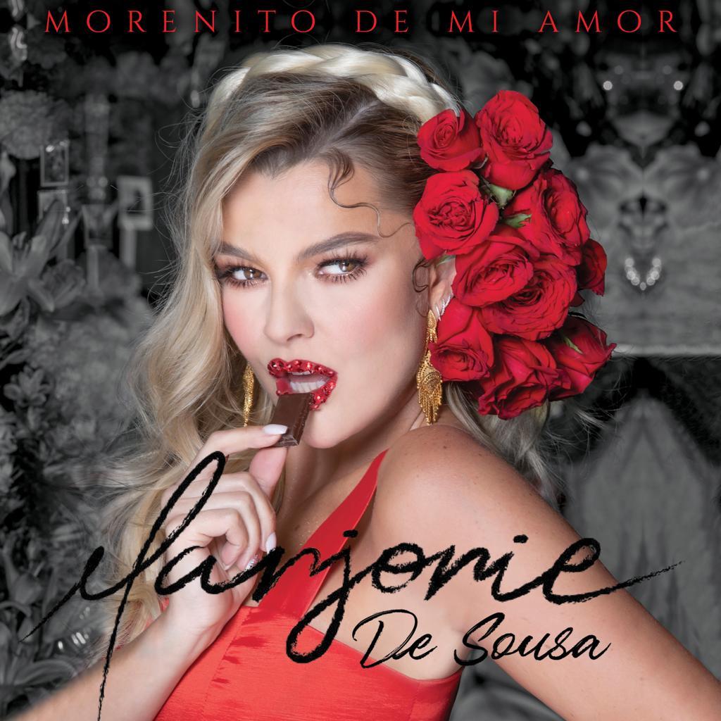 """""""Morenito de mi Amor"""": nuevo sencillo promocional de Marjorie de Sousa"""