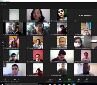 Participan 4 empresas regionales en reclutamiento virtual organizado por SEPUEDE-SNE