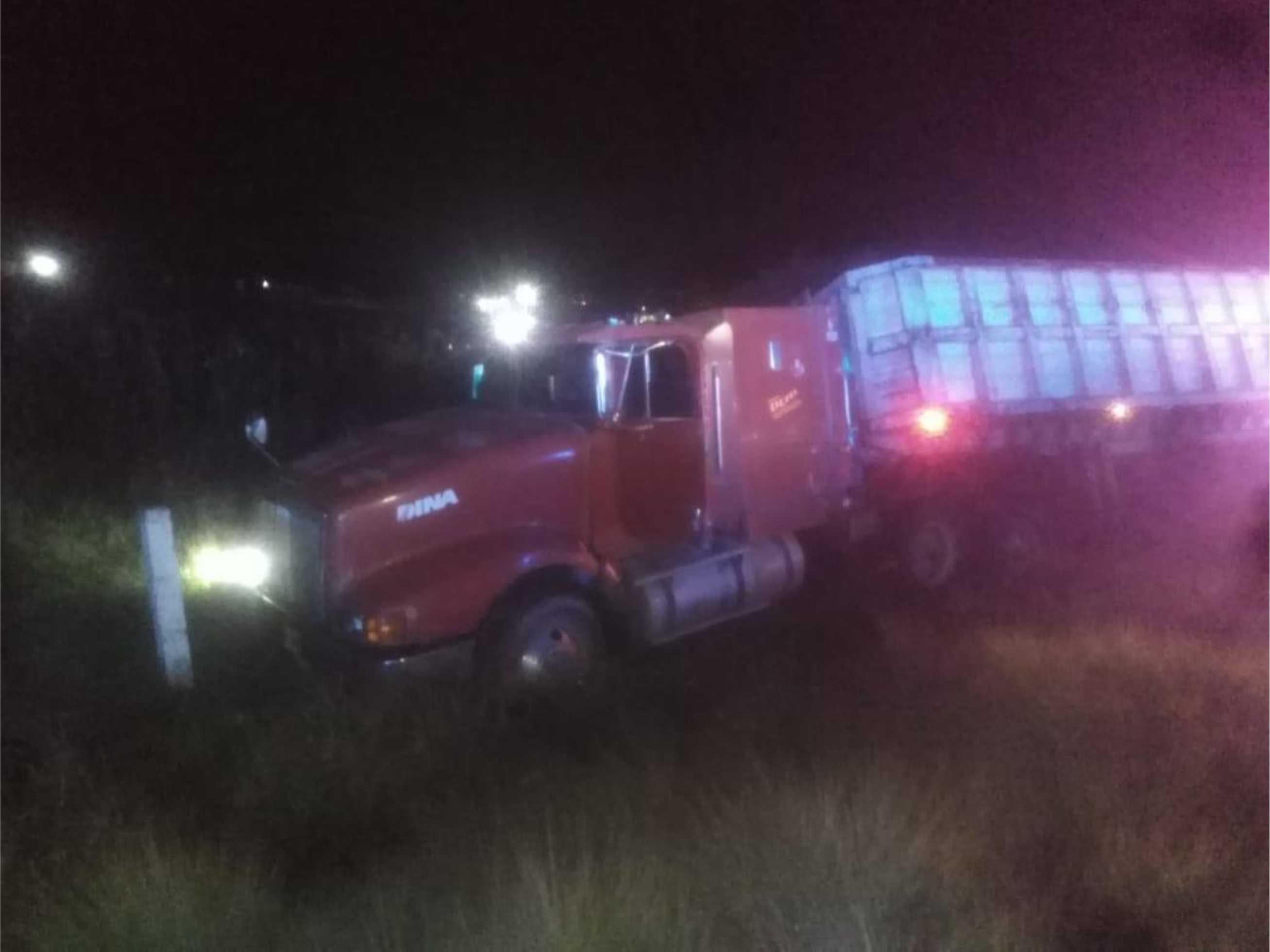 La SSC y la Policía Municipal de Ixtacuixtla aseguran un vehículo y recuperan cable robado
