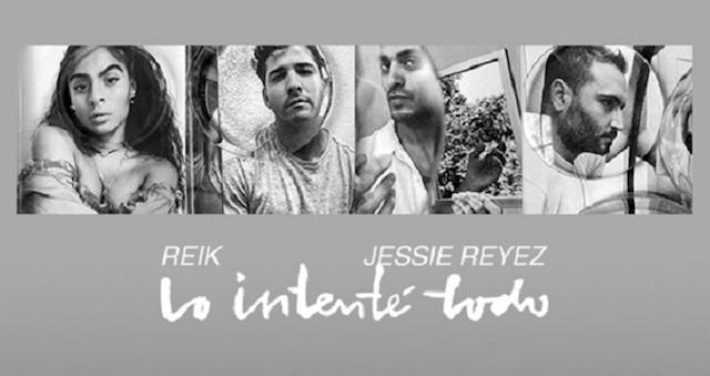 """-""""Lo intenté todo"""": nuevo sencillo de Reik a dueto con la cantante canadiense Jessie Reyez"""