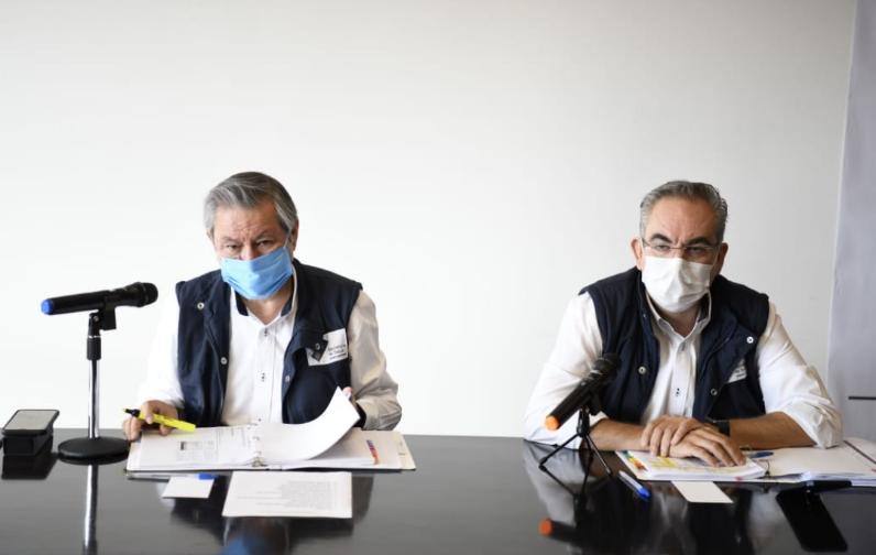 Video desde Puebla: Se suman 172 nuevos fallecidos por coronavirus en el estado, indicó la Secretaría de Salud.