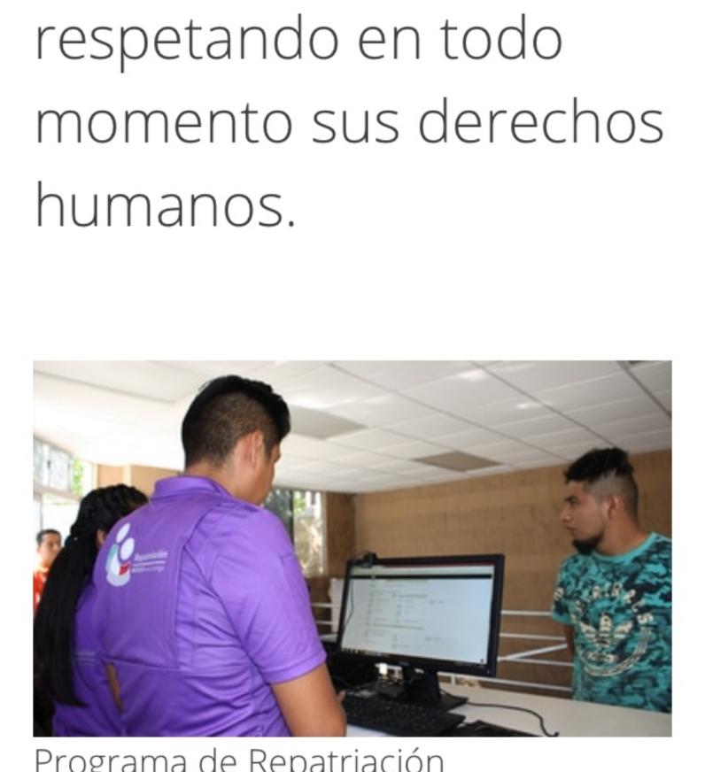 236 menores repatriados a Puebla desde los Estados Unidos: Segob