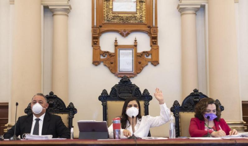 En Puebla capital, el Cabildo aprueba entregar apoyos a más sectores afectados por la pandemia