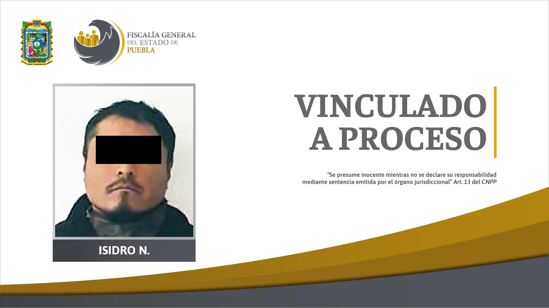 Vinculado a proceso por tentativa de feminicidio en Acatzingo