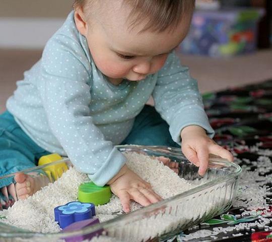 Kiddies: actividades para realizar con su bebé en casa