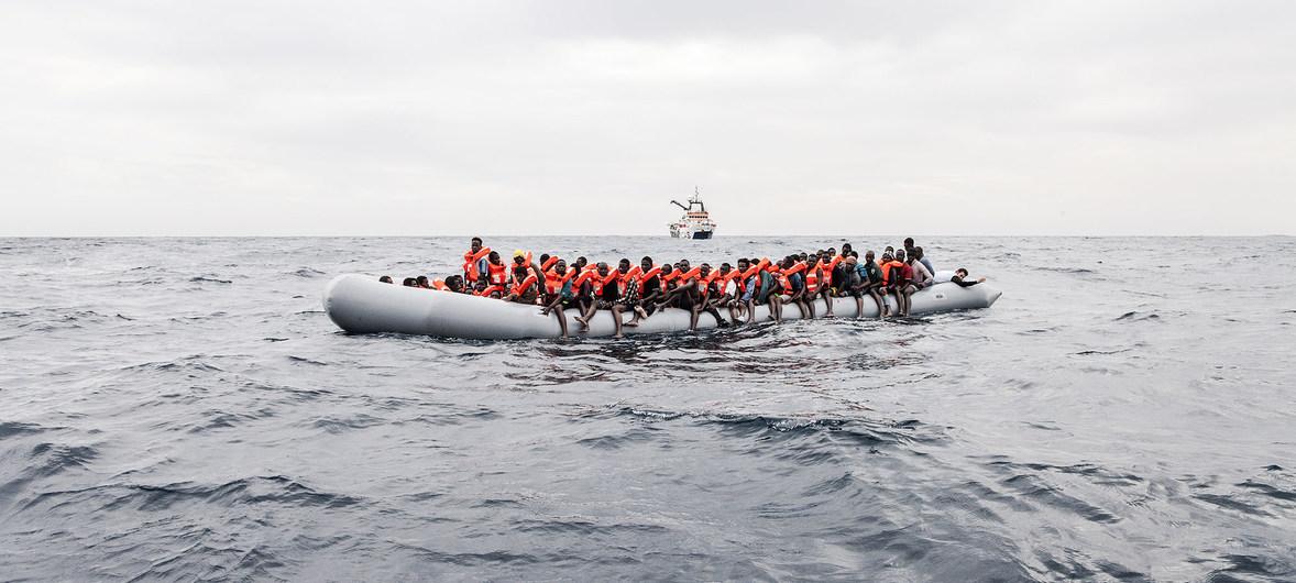 La pandemia del coronavirus enmascara la cifra de 1200 migrantes muertos en el primer semestre de 2020