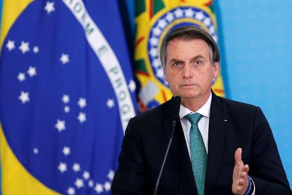 Bolsonaro dice que Brasil ayudará al pueblo libanés
