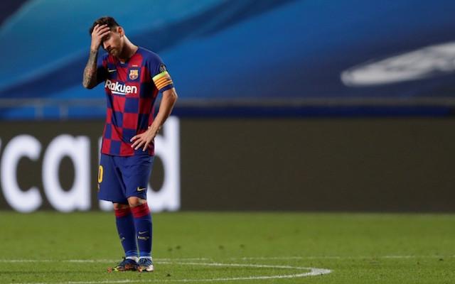Barcelona despide a su bufete de abogados por asesorar a Messi