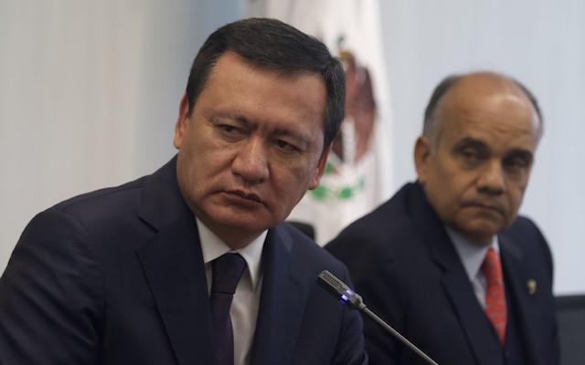Indaga SFP a Osorio Chong por aumento patrimonial de 14 millones de pesos