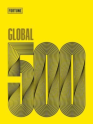 FORTUNE publica su lista anual FORTUNE Global 500