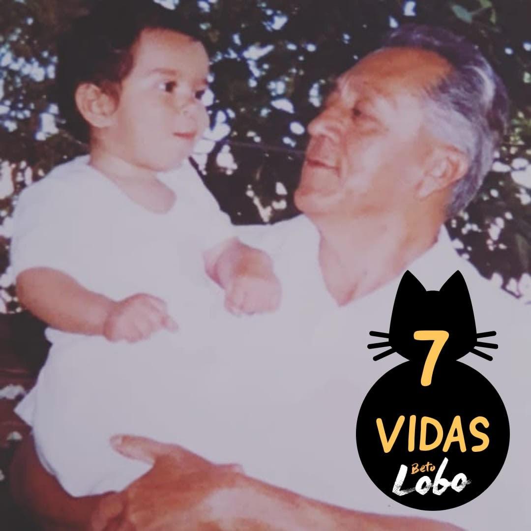 """""""7 Vidas"""" de Beto Lobo en Spotify y iTunes"""