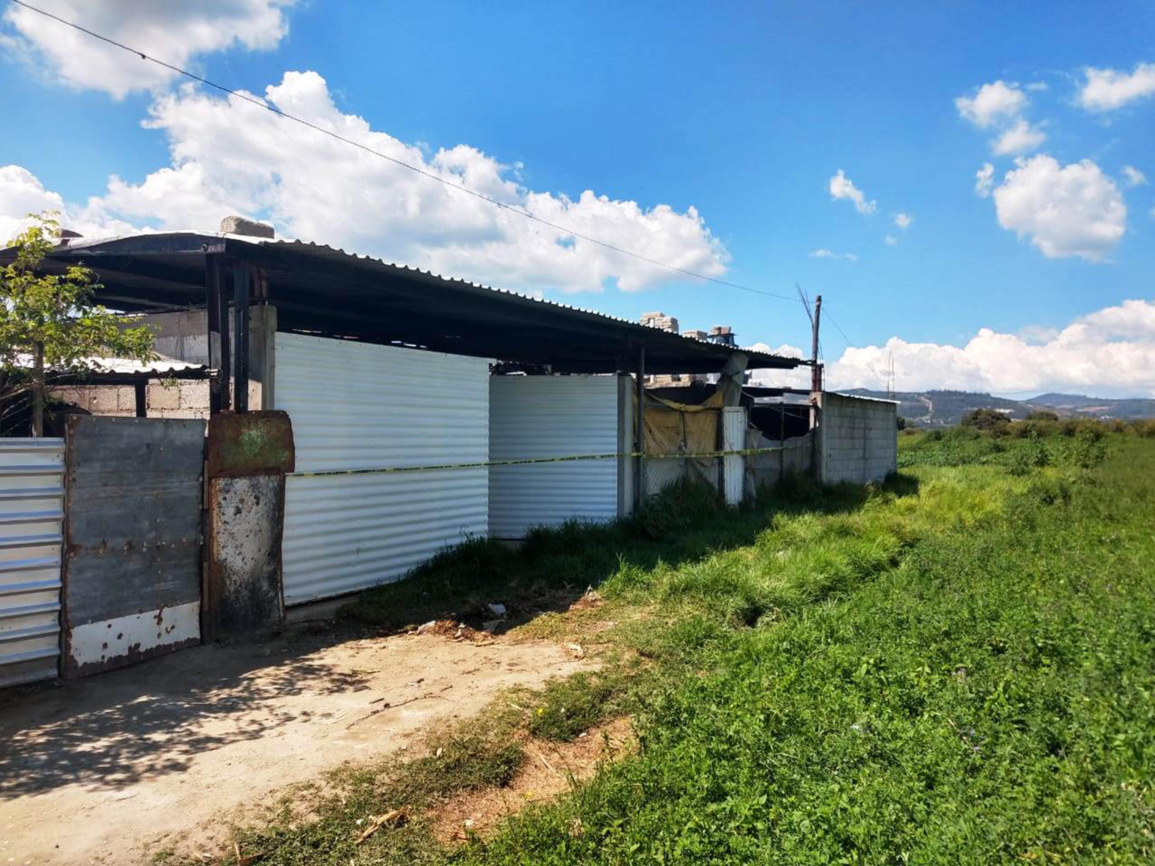 Desde Tlaxcala: SSC asegura inmueble utilizado para desvalijar vehículos robados