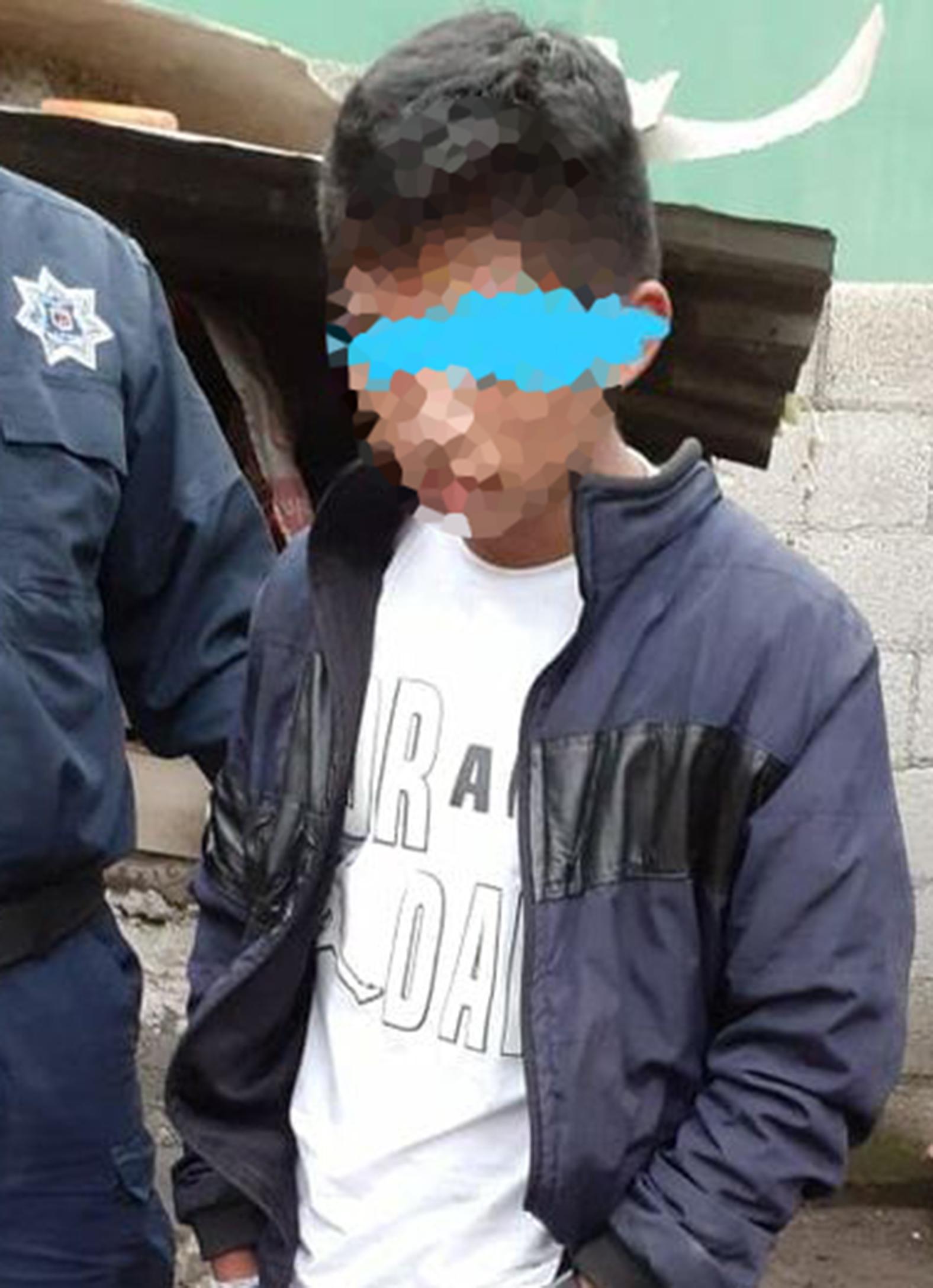 Desde Tlaxcala: SSC detiene en Tenancingo a sujeto que quiso abusar de la hija menor de edad del hombre con el que estaba bebiendo