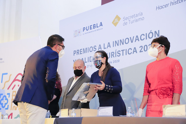 Celebra Puebla el Día Mundial del Turismo impulsando proyectos innovadores