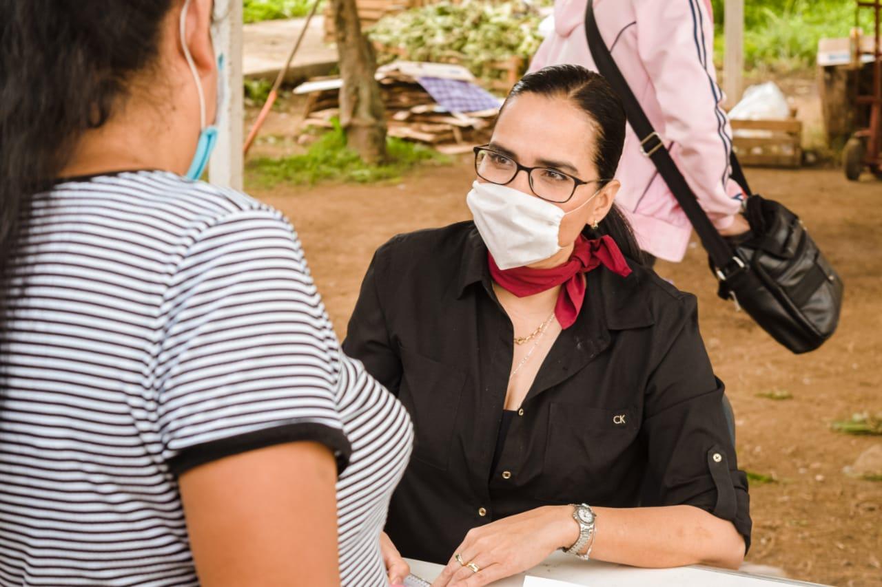 Pide Liliana Luna incrementar el presupuesto para la Red Nacional de Refugios