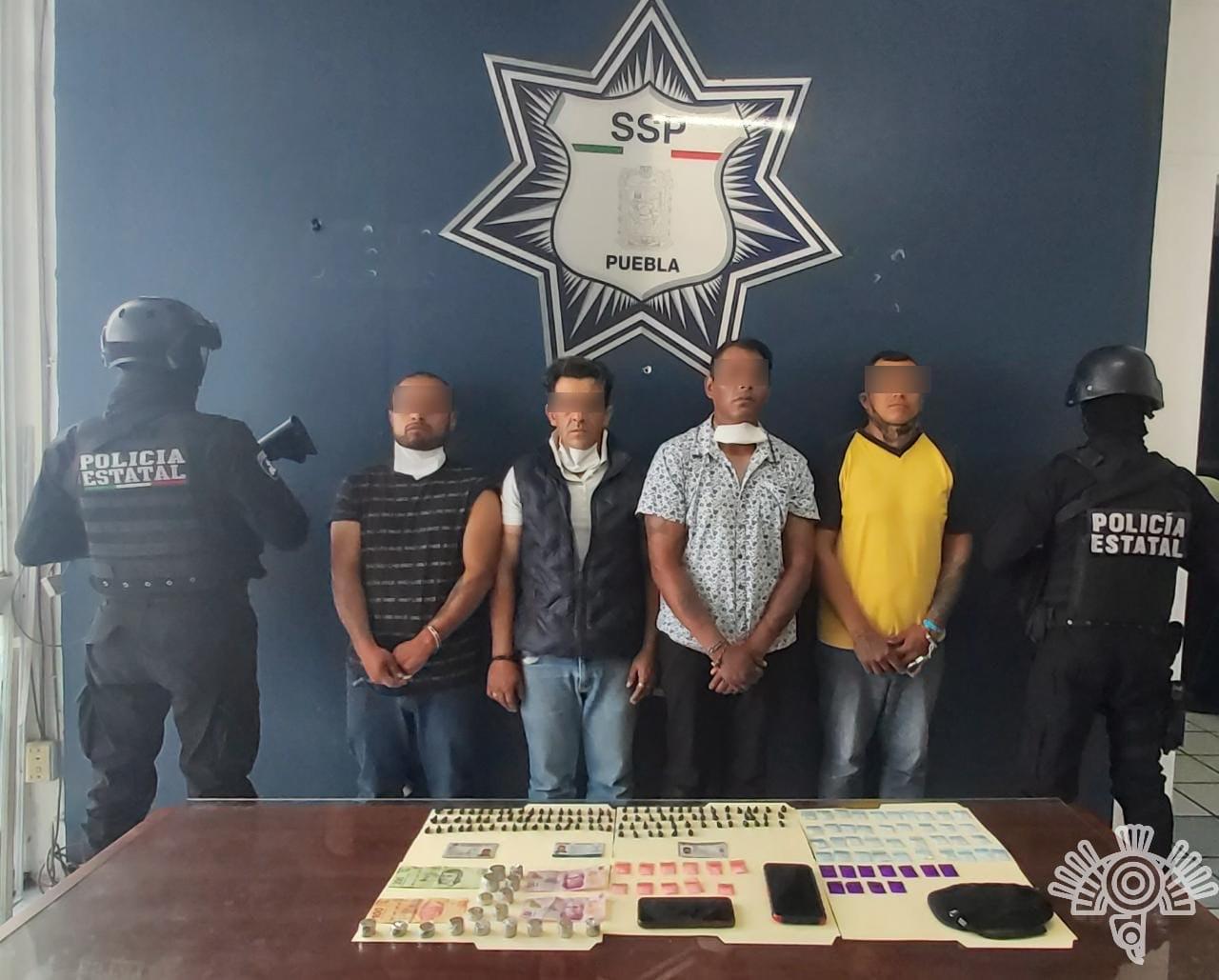 """Detiene Policía Estatal a presuntos narcomenudistas de """"La Mafia de Analco"""""""
