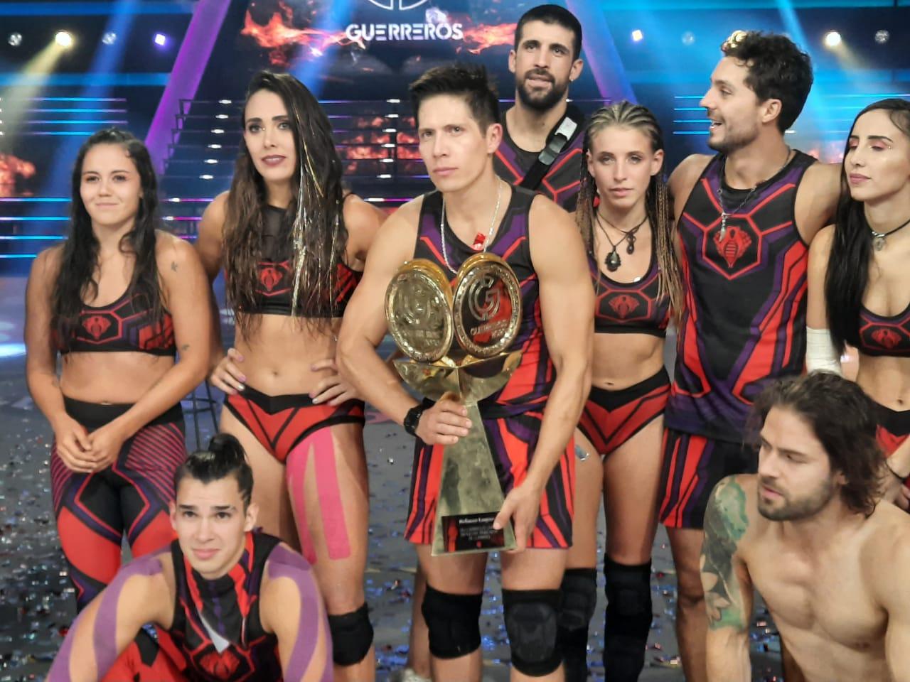 """El equipo Cobras es el campeón de """"Guerreros 2020"""", al conseguir 7,200 puntos"""