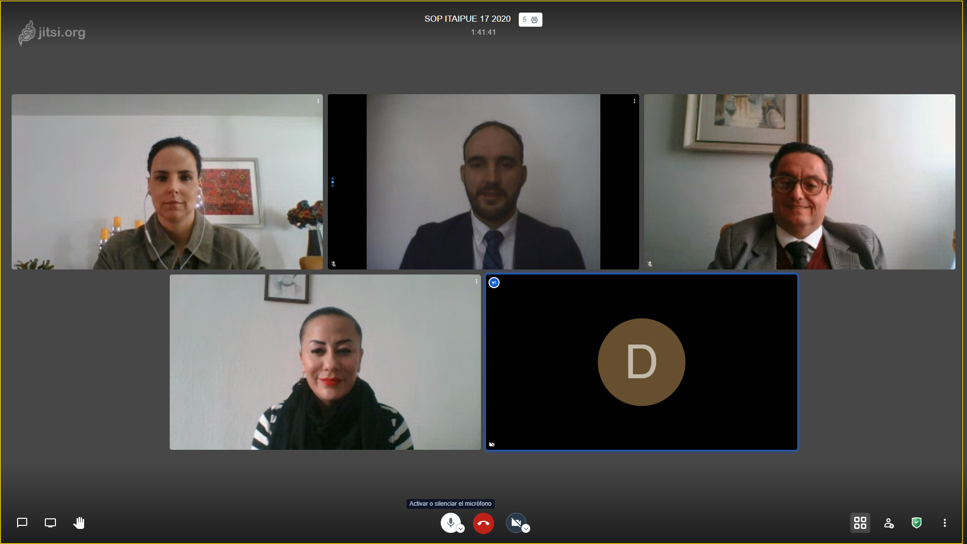 Sesiona ITAIPUE en pro de la transparencia
