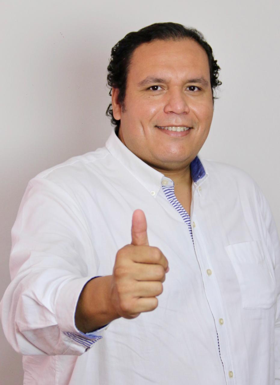 Poblano se registra para la presidencia del CEN de Morena