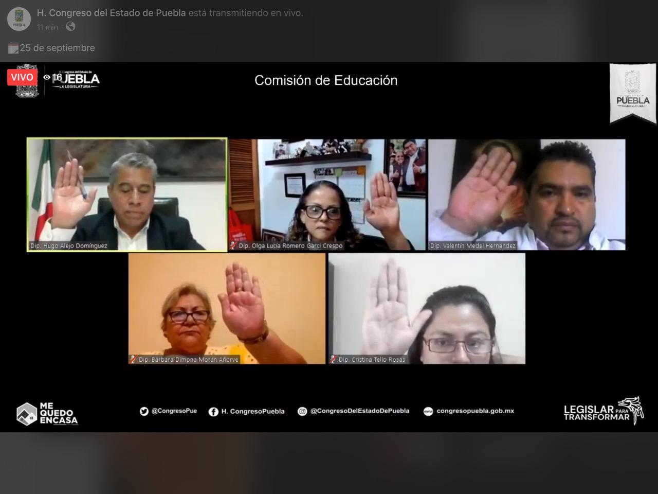 Exhorta Congreso a la SEP a que sean los padres o tutores únicamente quienes recojan a alumnos afuera de escuelas