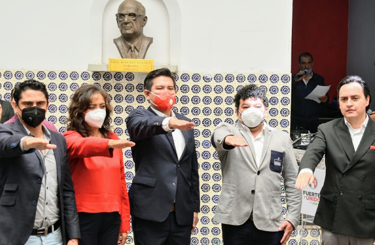Leobardo Soto Enríquez es nombrado secretario de Organización del PRI en Puebla