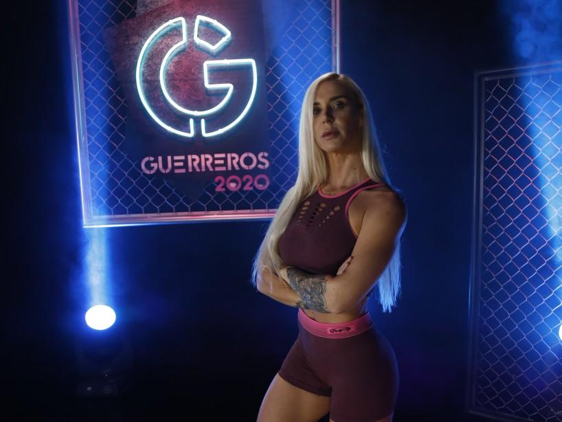 """Entrevista a Aurélie Garzonio, del equipo Leones en """"Guerreros 2020"""