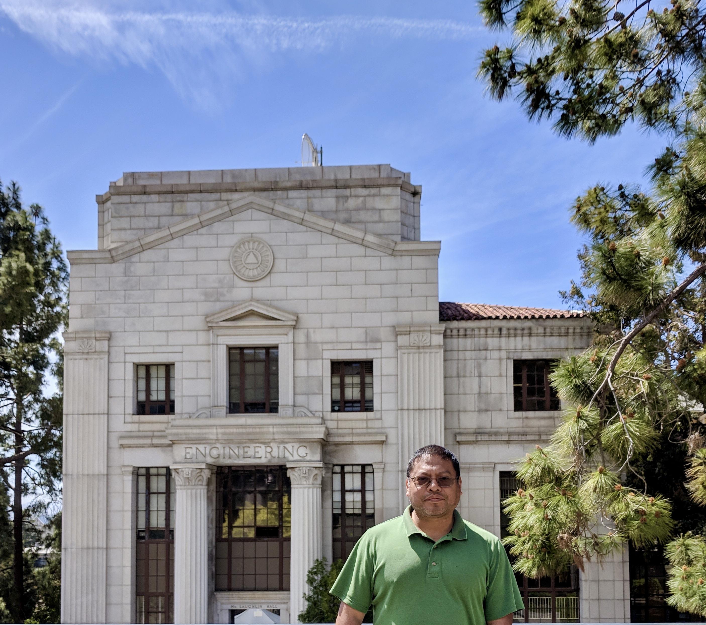 Salirse de la zona de confort llevó a Adán Sánchez, egresado del INAOE, de Puebla a Silicon Valley