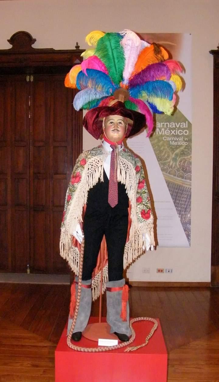 Máscaras de la Danza de la Culebra