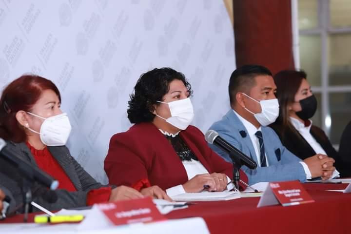Cayó presupuesto de San Andrés Cholula hasta 25% por recortes federales y pandemia, admitió Karina Pérez