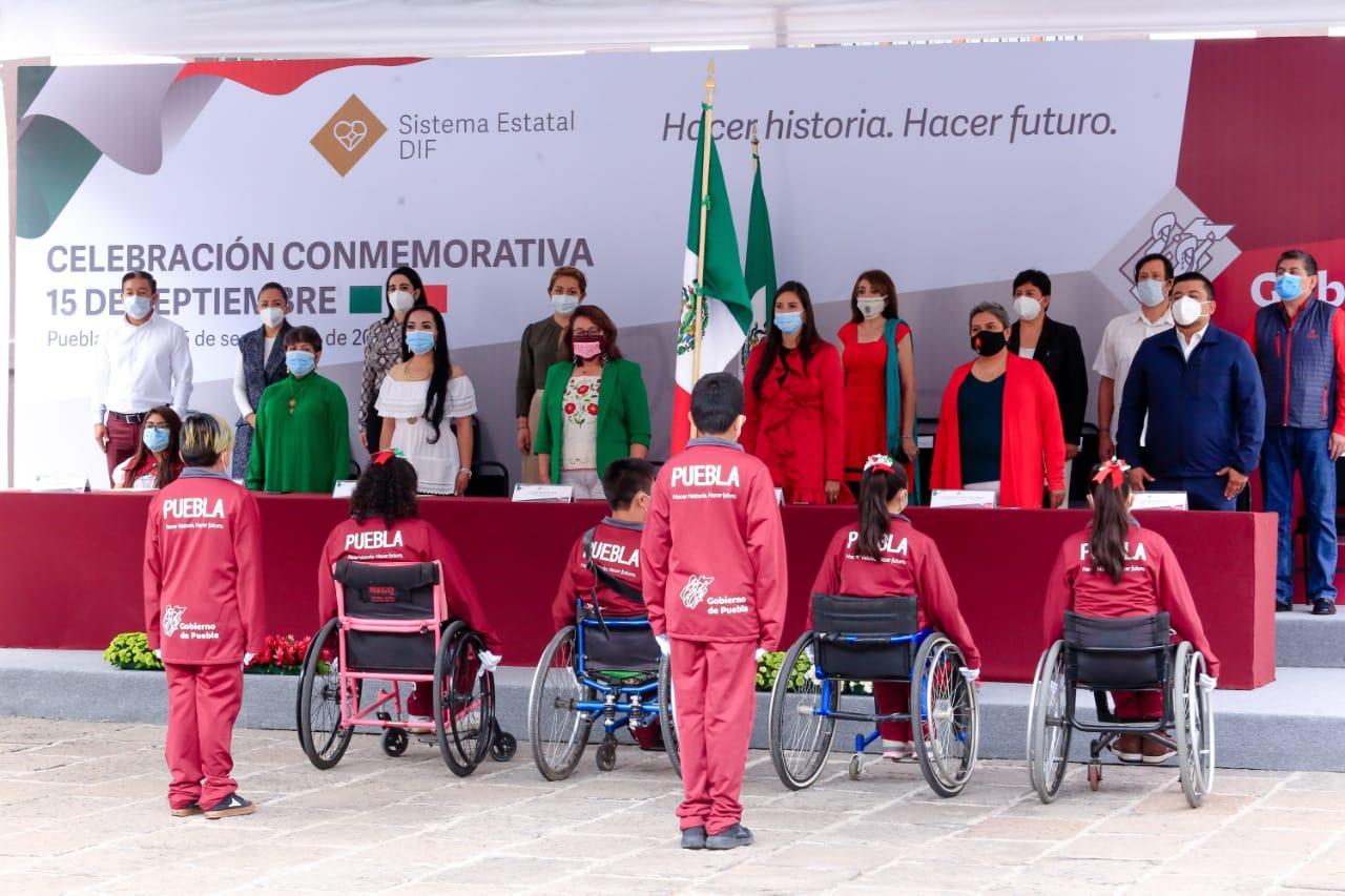 Gobierno de Puebla lucha contra la corrupción: Leonor Vargas