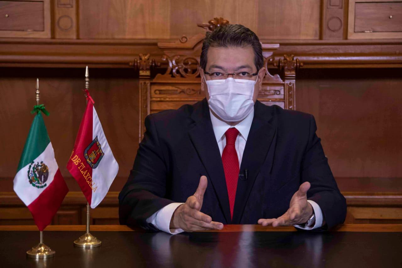 Tlaxcala seguirá con resultados a la altura de su historia: Marco Mena