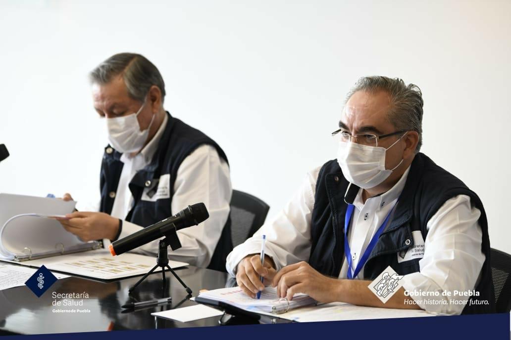 Parte de Guerra Puebla jueves 17: Salud estatal reporta 25 muertes más por Coronavirus