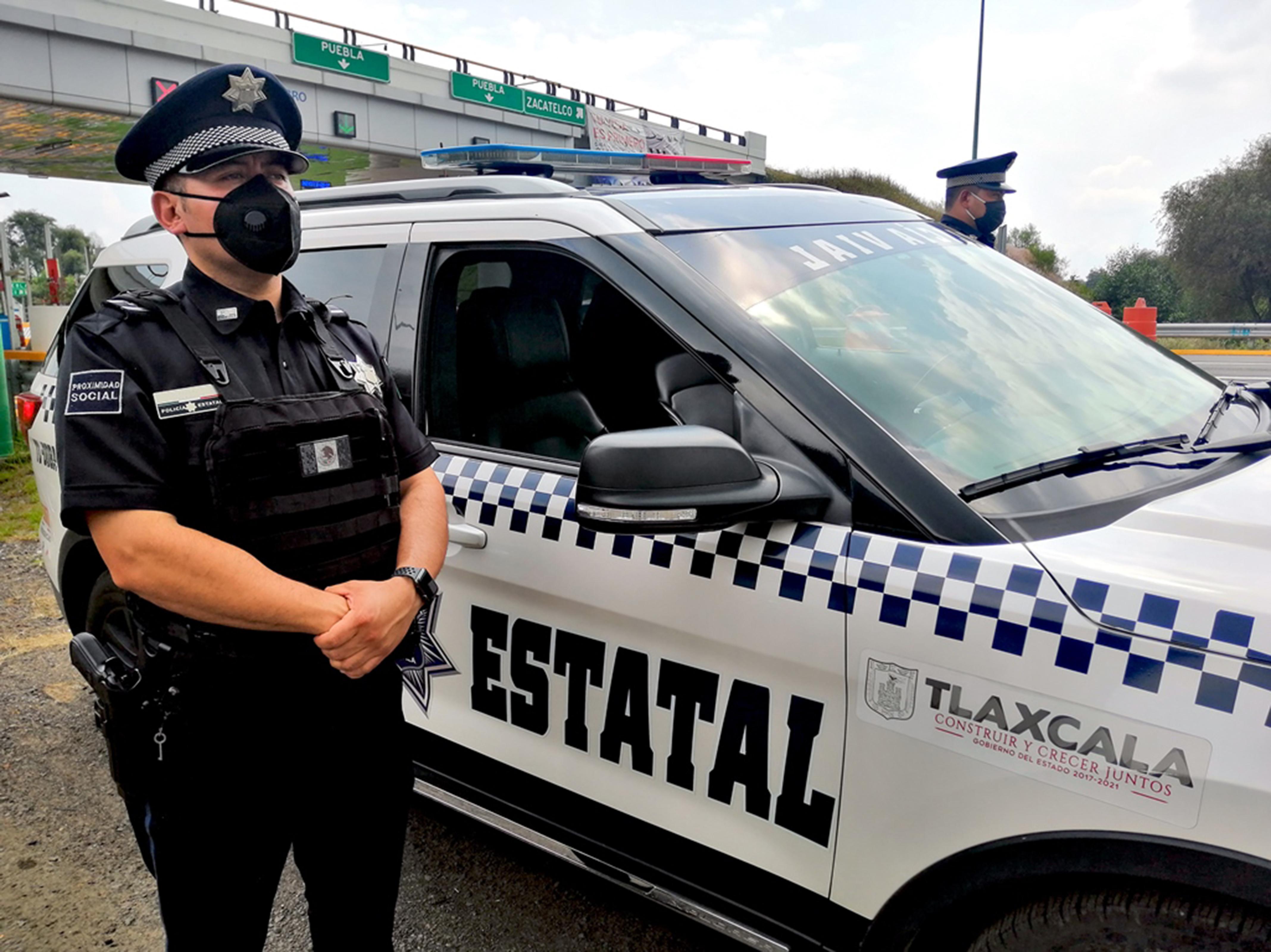 """La Policía Estatal de Caminos y Vialidad pone en marcha el """"Operativo Alerta"""" en la entidad"""