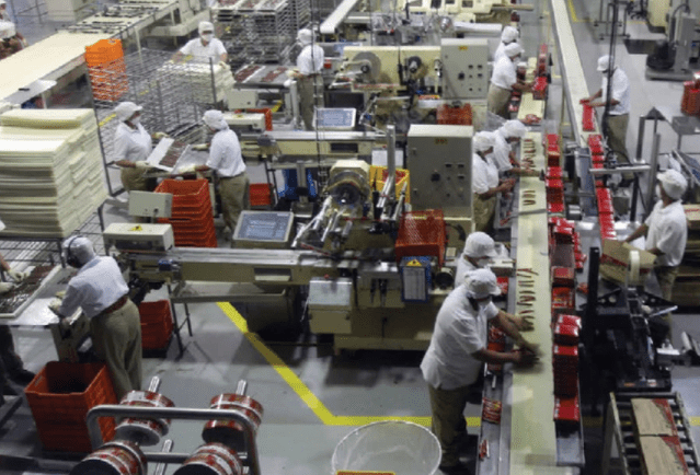 El personal ocupado en los establecimientos con programa IMMEX se incrementó 1.7%