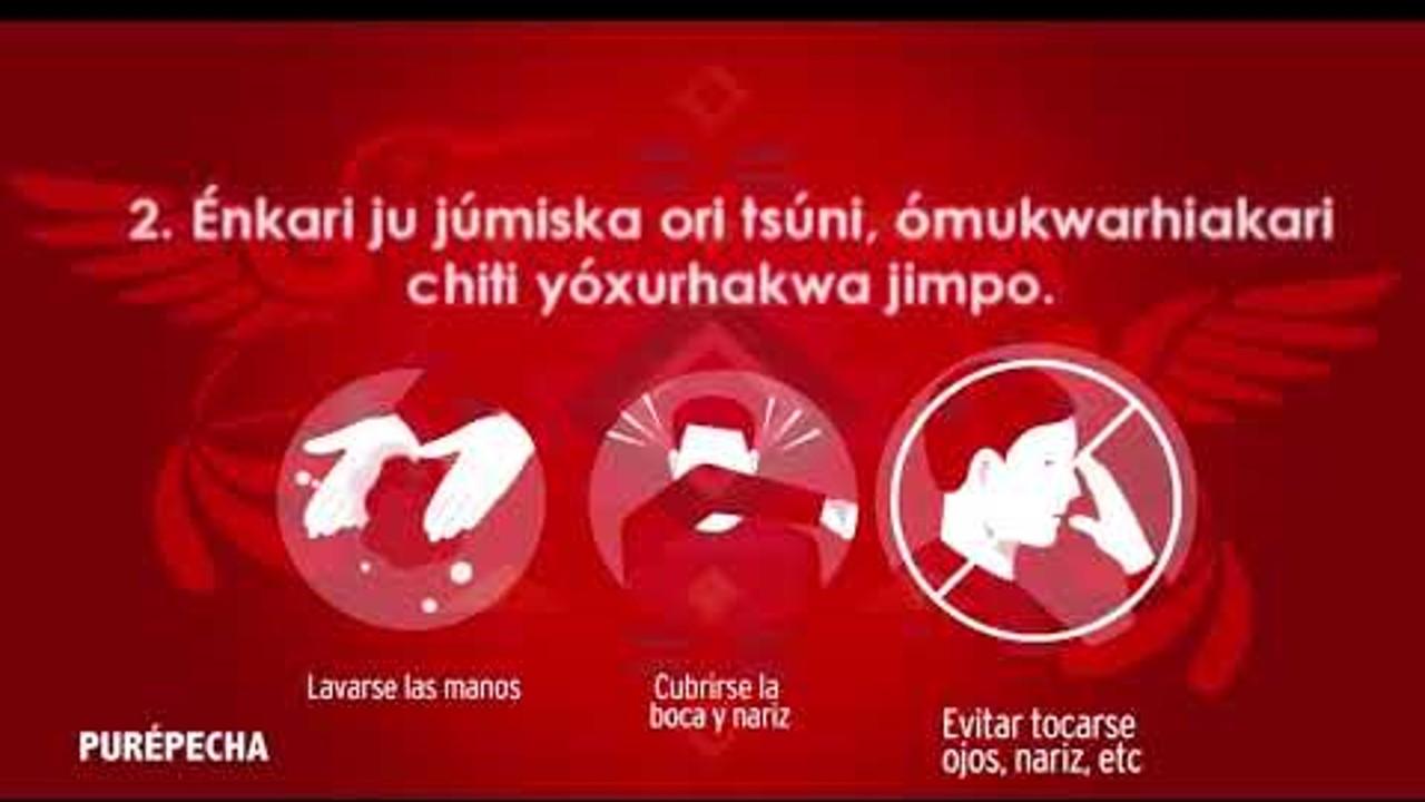 Los mensajes sobre COVID-19 en lenguas indígenas pueden salvar muchas vidas